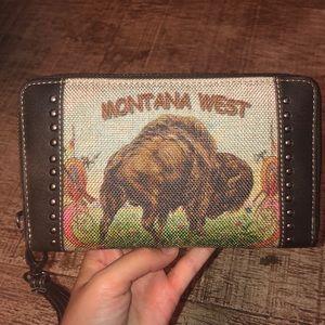 montana west wallet